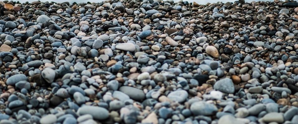 Unsplash photo - Pebbles beach cropped